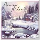 gewonnen bei Claudia