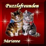 Puzzelfreunde Marianne